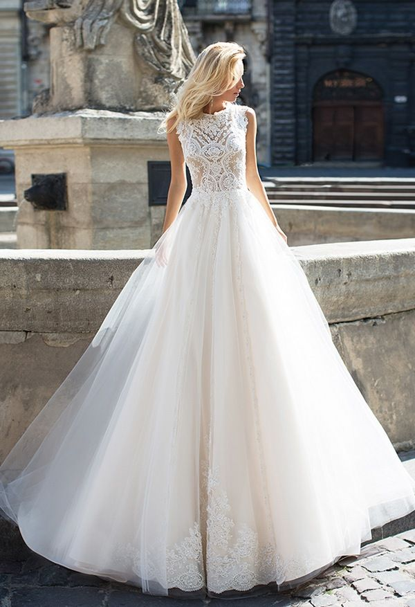 Oksana Mukha Wedding Dresses 2017 Gisella