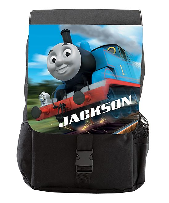 Thomas & Friends Full Steam Ahead Personalized Backpack