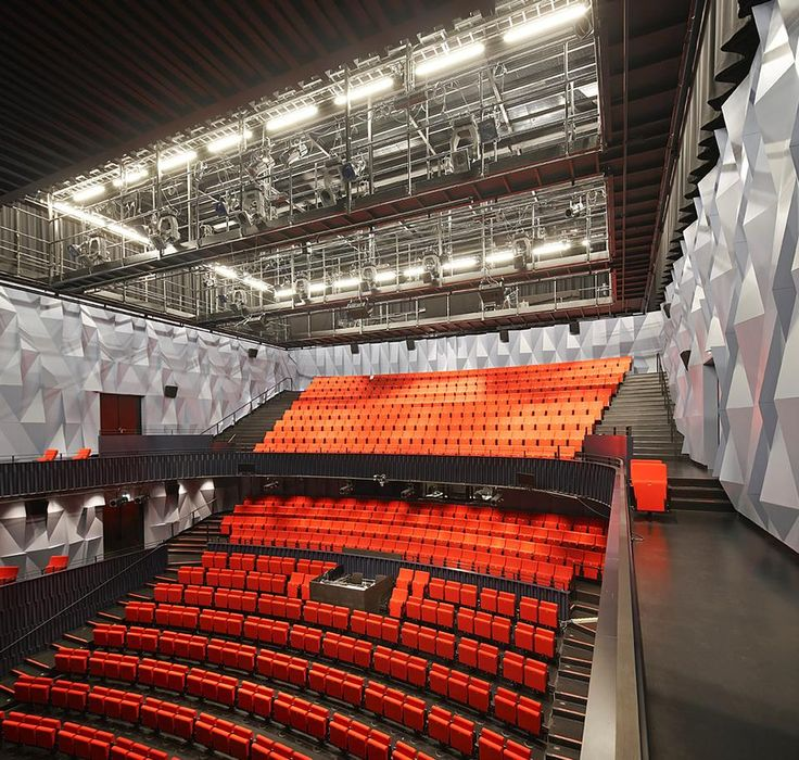 Kilden Theatre/ALA Architects Ltd