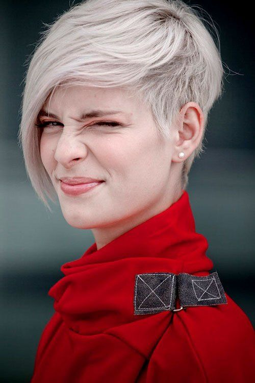 If I could do a pixie cut, this would be the one