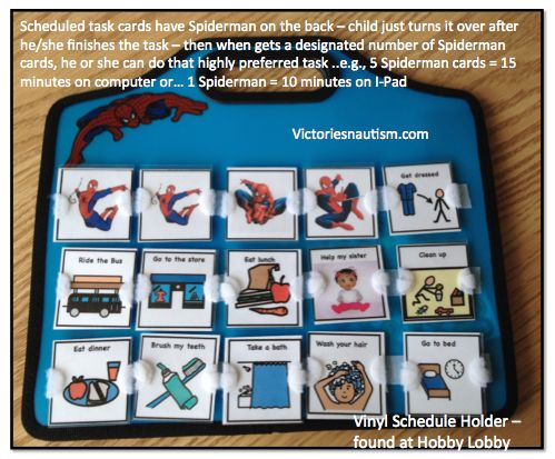 Awesome PECs free printables of schedules, systems, rewards, charts, etc