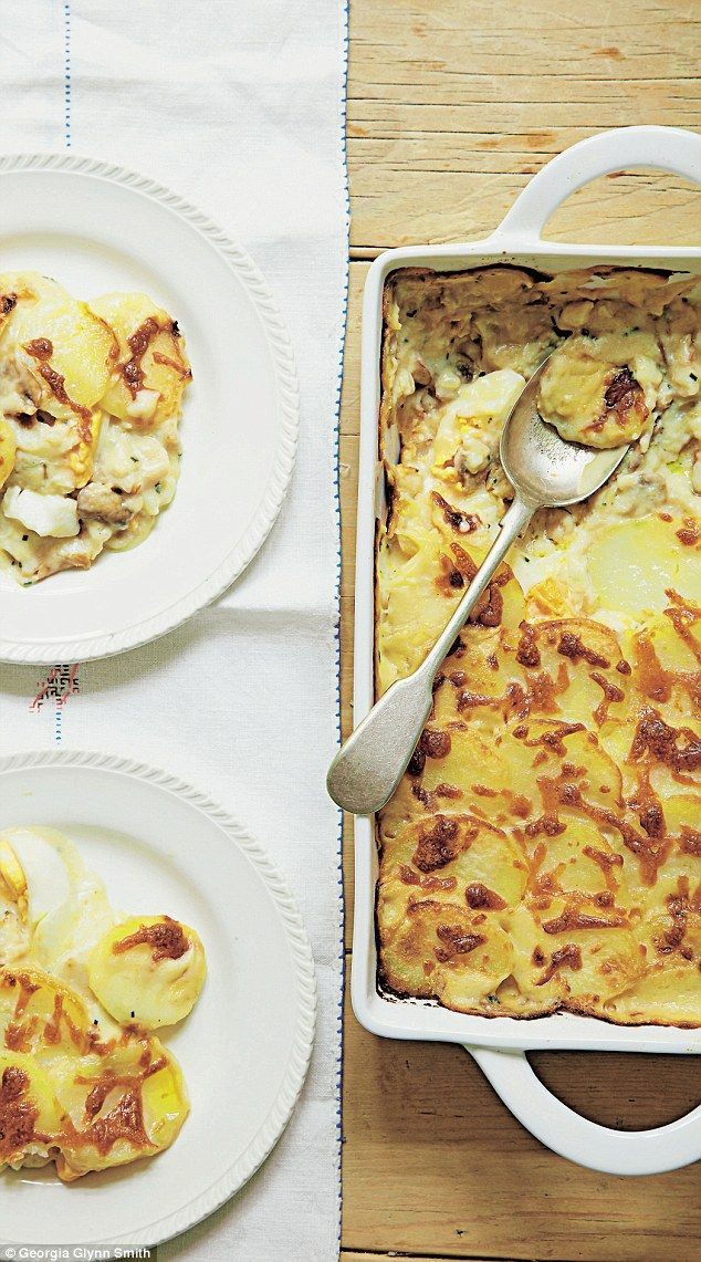 Mary Berry Foolproof Cooking, part one: All-in-one fish gratin  | Daily Mail Online