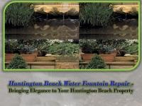 Water fountains have actually become a necessity of landscape design nowadays. Outside fountains can improve the aesthetic appeal of the surroundings of your residential property