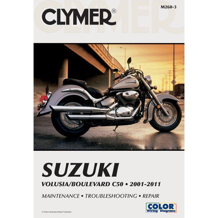 5dbbf73485366d76b31a001900fa3288 boulevard repair manuals the 25 best suzuki volusia ideas on pinterest bobber, custom Wiring Diagram Suzuki SV1000 at crackthecode.co