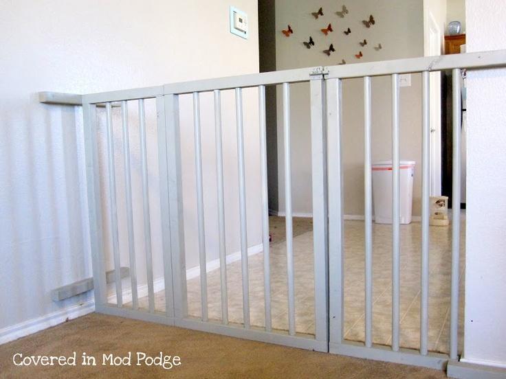 diy pet gate - Doggie Gates