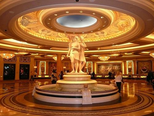 Las Vegas, NV - Stood in the Caesars Palace Hotel