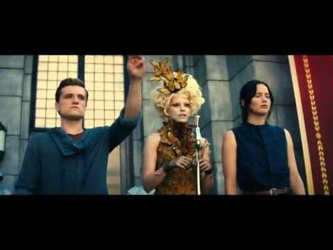 Hunger Games: La Ragazza di Fuoco Trailer Italiano - YouTube