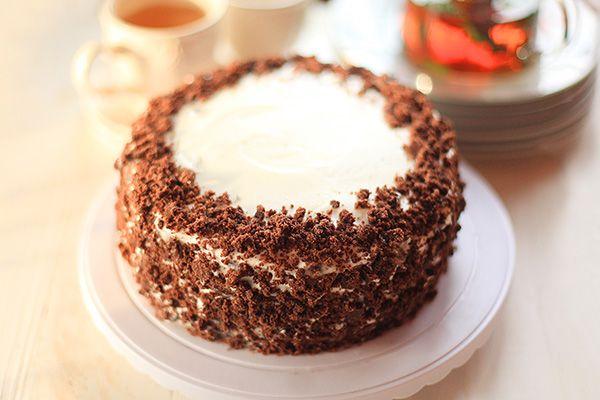 Черёмуховый торт: пошаговый рецепт с фото - ингредиенты, стадии готовки, важные мелочи