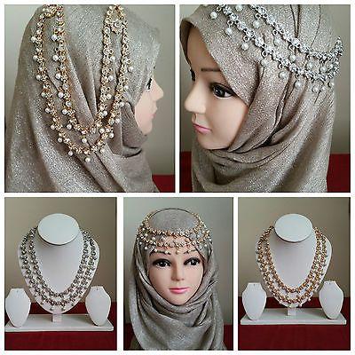Matha-Patti-Head-Piece-Indian-Jewellery-Hijab-Wedding.jpg (400×400)