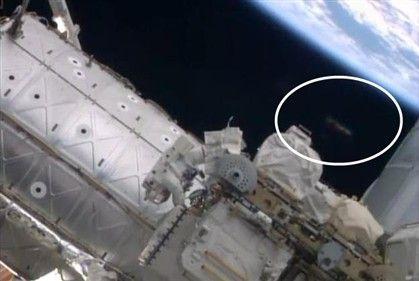 A NASA remeteu-se ao silêncio, não comentando esta observação que está a gerar furor na internet