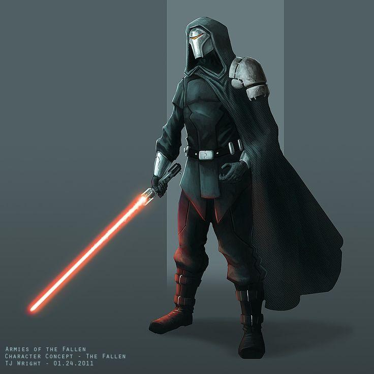 Force Character Design Pdf : The fallen character design by apneicmonkey viantart