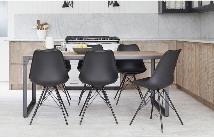 Industrial Dining Table Set: 7 Best INTERIORS: Industrial Living Images On Pinterest