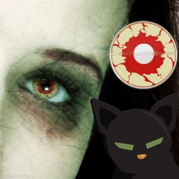 halloween contacts fast