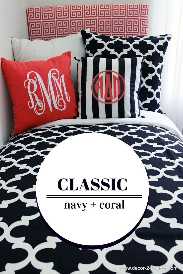 Design Your Own Dorm Room: Design Your Own Bedding. Choose From 1,000's Of Designer
