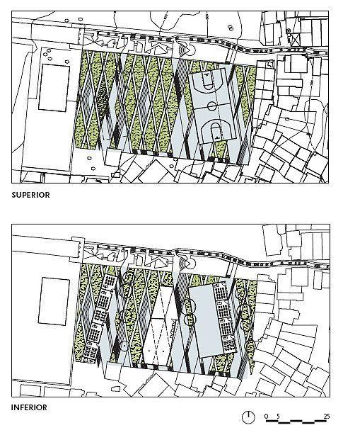 Arquitetura paramétrica na sede da UMCP . SUBdv . São Paulo . 2008/2009 :: aU - Arquitetura e Urbanismo