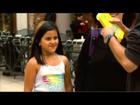 Dynamo: Magician Impossible - American Girl Trick