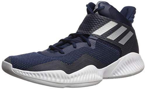 Adidas Men S Pro Bounce 2018 Basketball Shoe Black Light Solid