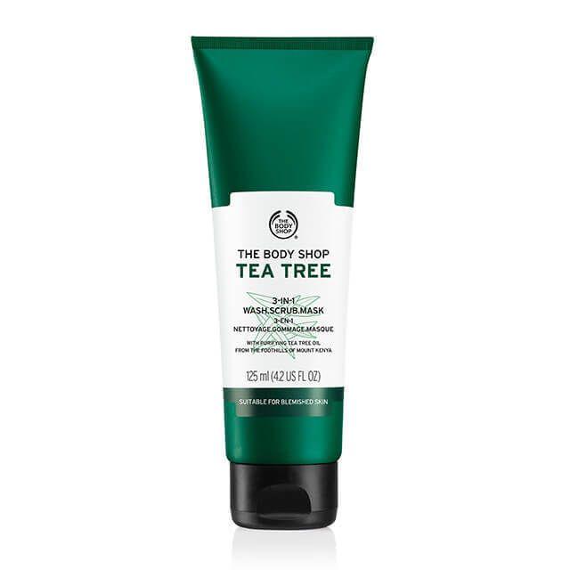 Tea tree 3i1 wash