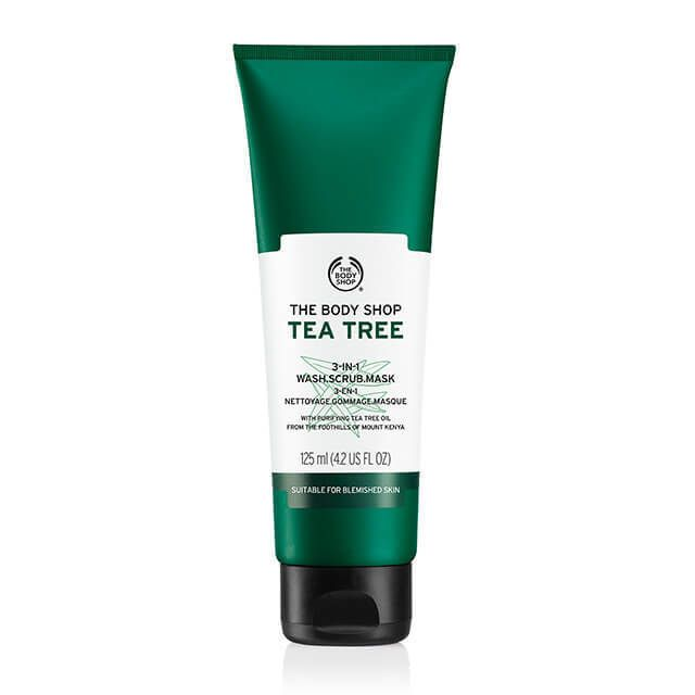 Tea tree 3i1 wash