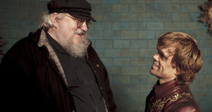 How Does George R.R. Martin Want 'Game of Thrones' to End? -- 'Game of Thrones' author George R.R. Martin tells fans to expect a 'bittersweet' ending for his 'Song of Fire and Ice' novels. -- http://movieweb.com/game-of-thrones-george-rr-martin-ending/
