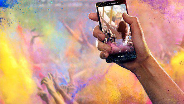 Sony Xperia Z4v με QHD και ασύρματη φόρτιση ανακοινώθηκε