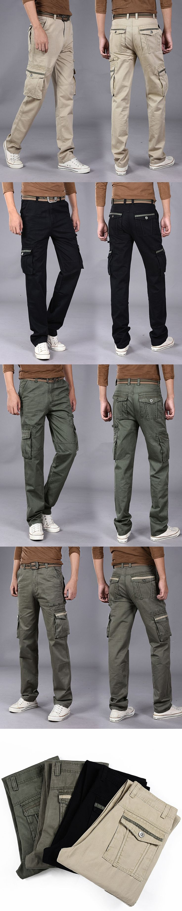 City Tactical Cargo Pants Men Combat  Army Military Pants Cotton Pockets Stretch Paintball Militar Casual Trousers