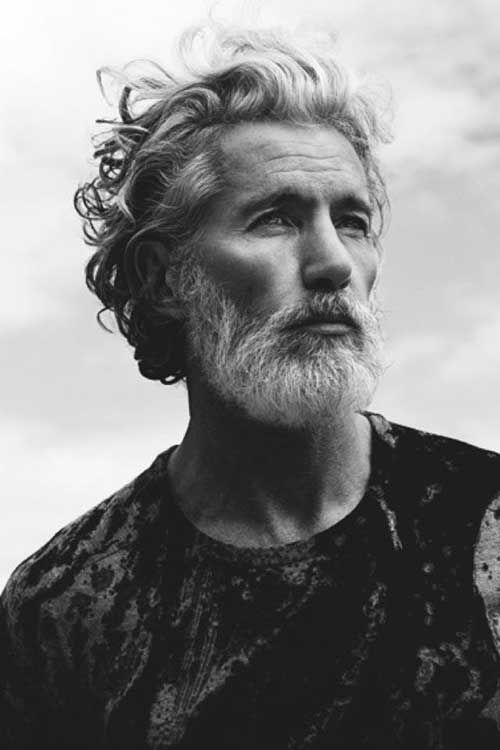 Groovy 17 Best Ideas About Older Mens Hairstyles On Pinterest Hairstyles For Men Maxibearus