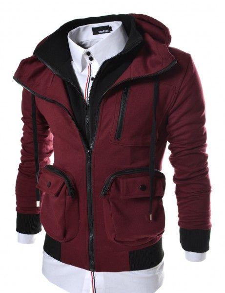 Doublju - Blusa Slim Fit com Dupla Camada Compre roupas de qualidade, com design inovador e preço justo!