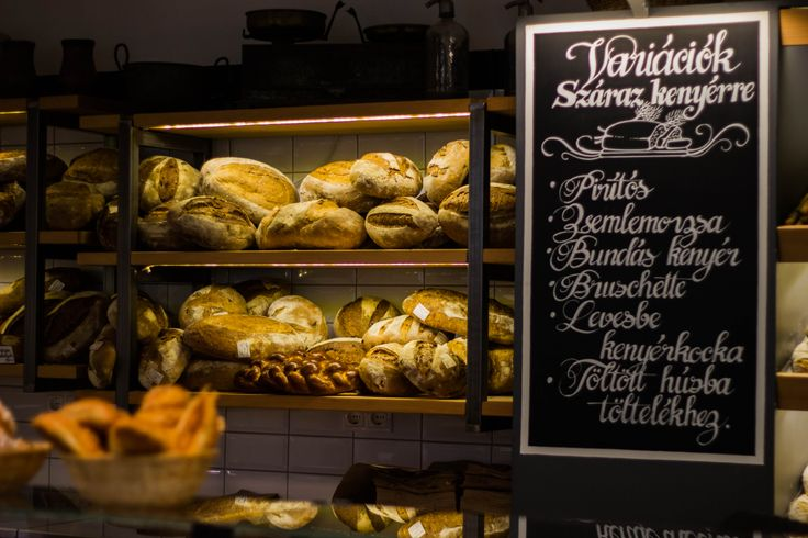 Zenit Budapest Palace bakery