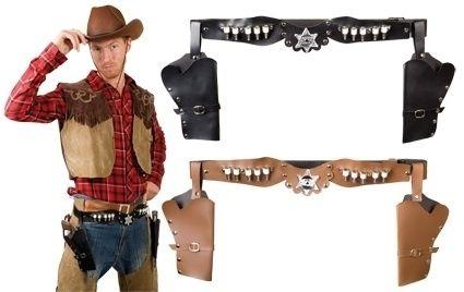 Cowboy holster bruin