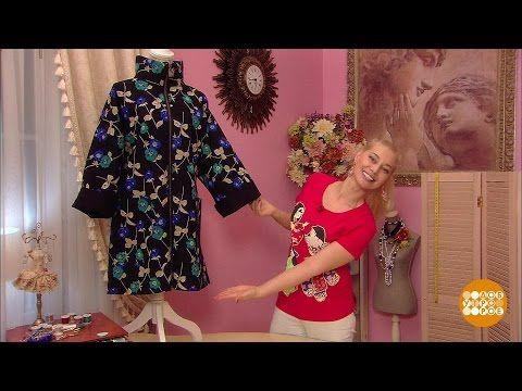 Ольга Никишичева Нарядное пальтишко - YouTube