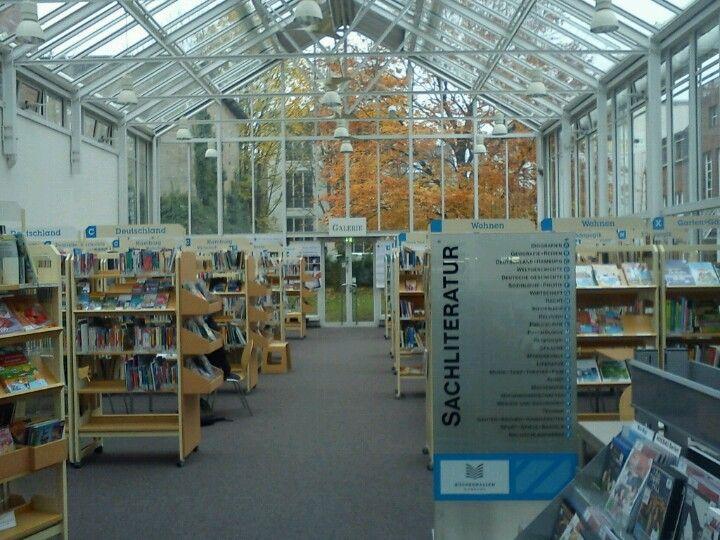 Bücherhalle Winterhude in Hamburg, Hamburg
