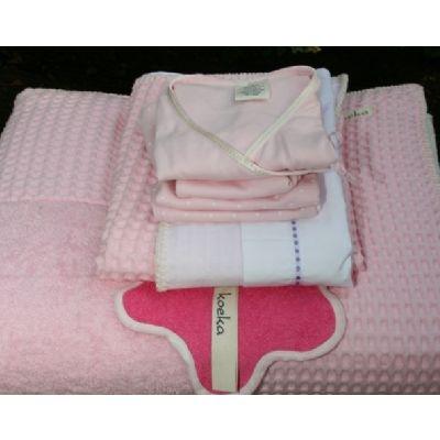 koeka boxkleed, de hele koeka collectie is verkrijgbaar bij babyplanet.nl