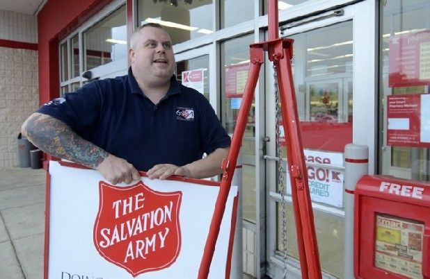 The Salvation Army saved Steve's life. Now he plans to attend Salvation Army officer training school: http://timesfreepress.com/news/1901/dec/04/photo-moment-saved-bell/#share