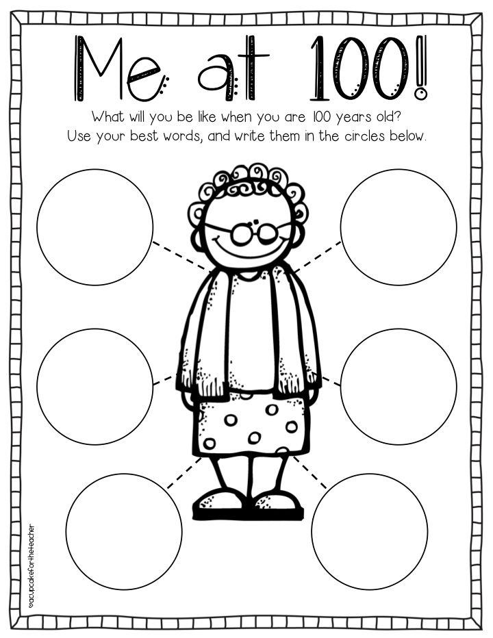 100th day brainstorming!