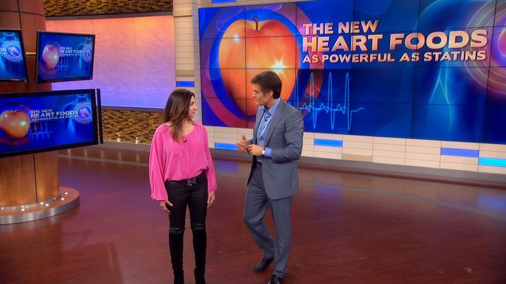Making one healthy food choice each day could be as effective at preventing heart disease as statins.  Dr. Oz shows you which foods to eat in order to keep your heart happy and healthy.