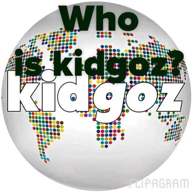 Wonder who Kidgoz is? Watch our video to find out!