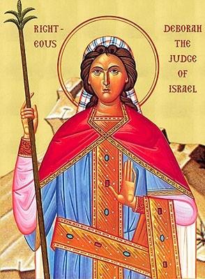 Deborah the Judge of Israel - English - (1DE05) - Uncut Mountain Supply
