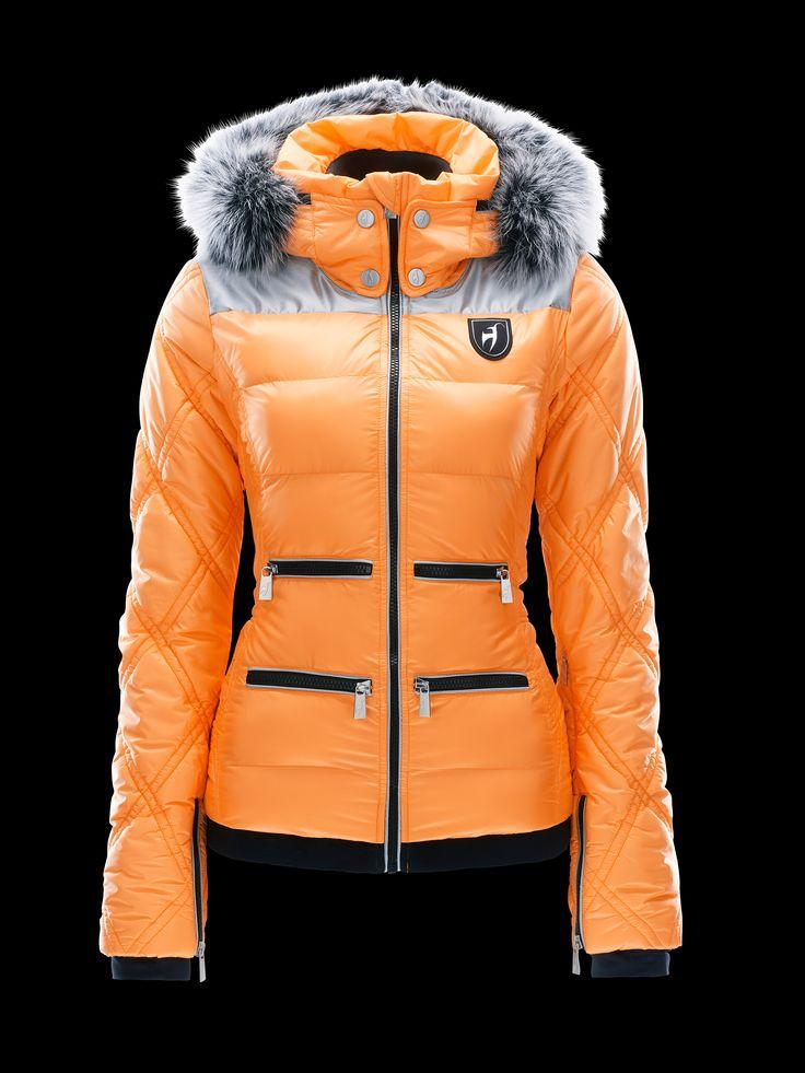 Toni Sailer Cleo Fur Women 180 S Ski Jacket Ski Bunny