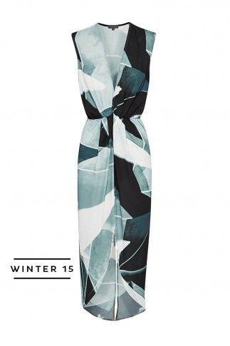 SHEIKE ORIGAMI MAXI DRESS $149.95