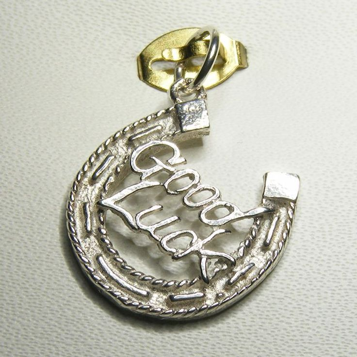 Horseshoe and Good luck Charm - cha-0213