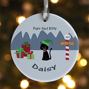45 best Christmas Ornaments-Pets images on Pinterest | Christmas ...