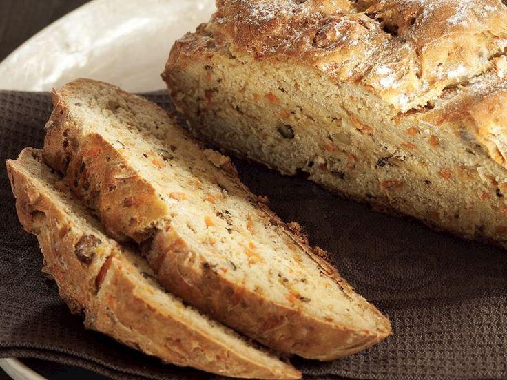 Cevizli Ve Havuçlu Ekmek Tarifi - Lezzet