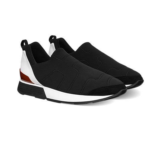 Sneakers cuir | Hermès France