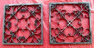 Keep Calm & DIY: Faux Wrought Iron Toilet Paper Roll Art