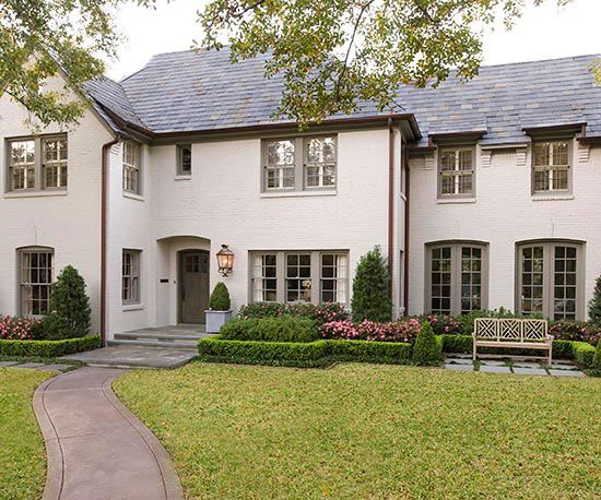 Elegant and attractive, slate's unfailing beauty is paralleled only by the cost of installing and maintaining it: http://www.bhg.com/home-improvement/exteriors/roofs/roof-designs-styles/?socsrc=bhgpin020815sophisticatedslate&page=10