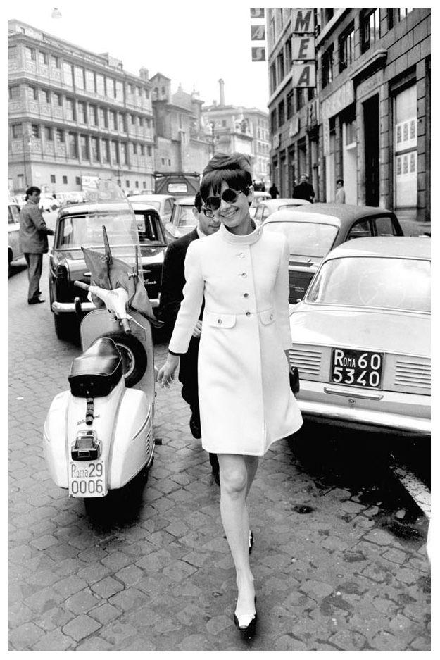 Audrey Hepburn,1968