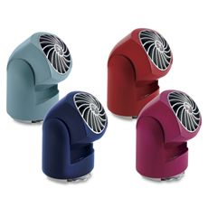 Fan...2 bad it's not battery backed up at least and that it is non-osculating   Vornado® Flippi™ V6 Personal Air Circulator - Bed Bath & Beyond