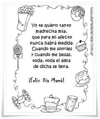 62 best Poemas Para El Da De La Mama images on Pinterest  Posts
