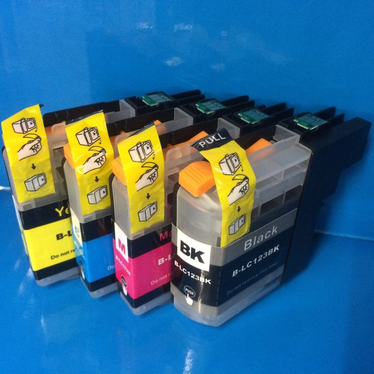 Ink Cartridges for Brother DCP-J132W, DCP-J152W, DCP-J552DW, DCP-J752DW, DCP-J4110DW, MFC-J650DW, MFC-J870DW, MFC-J4410DW, MFC-J4510DW, MFC-J4610DW, MFC-J4710DW, MFC-J470DW printers.